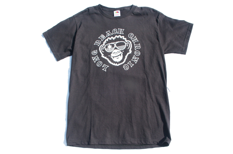 Long Beach Chronic T-Shirt – Monkey Wrench