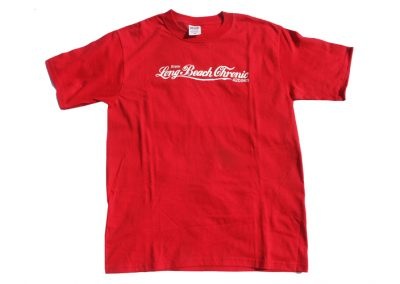 Long Beach Chronic T-Shirt – Taste The Feeling